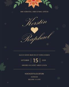 Hochzeitskarte Kostenlos